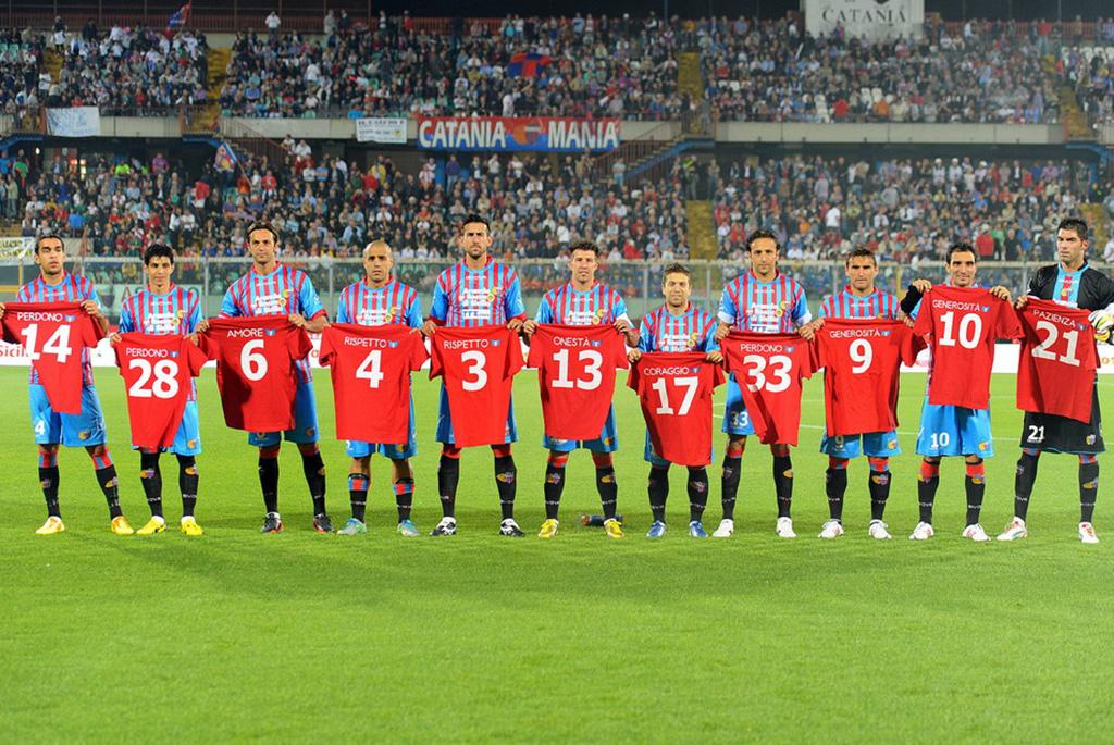 Catania Soccer Team